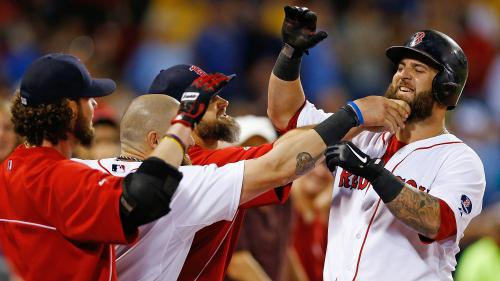 Red Sox Clinch Playoffs For First Time Since 2009