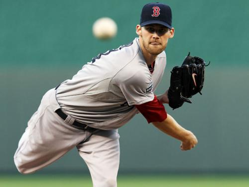 Red Sox Designate RHP Bard For Assignment