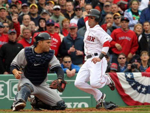 Red Sox Expect Support From Fans At Home Opener