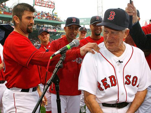 Red Sox Greats React To Passing Of Johnny Pesky