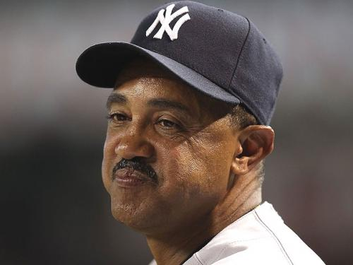 Red Sox Interview Yankees Coach Tony Pena