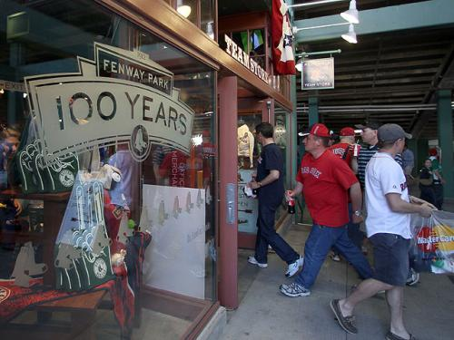 Red Sox Jersey Sales Down At 'Single-Digit Pace'