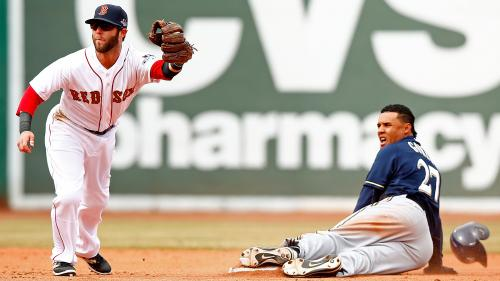 Red Sox Live Blog: Brewers Beat Sox 6-2 In Boston's Home Opener