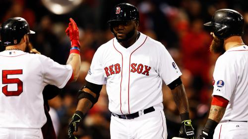 Red Sox Live Blog: Game 1 Officially Under Way At Fenway Park