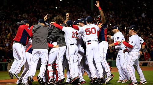 Red Sox Live Blog: Sox Win World Series