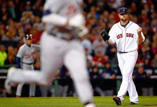 Red Sox Live Blog: Tigers Take Game 1 After Boston's Rally Falls Short In Ninth