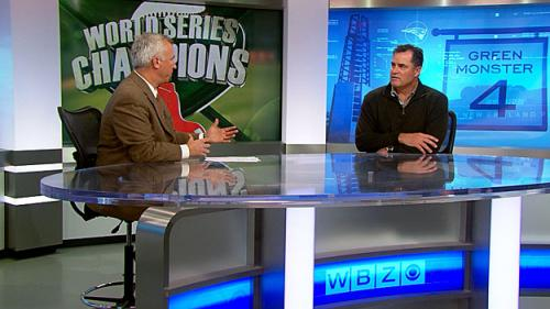 Red Sox Manager John Farrell On WBZ-TV's Sports Final