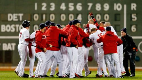 Red Sox Not Looking Too Far Ahead, Focused On Closing Out Tigers In Game 6