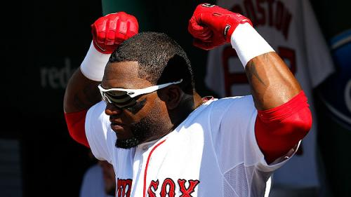 Red Sox' Ortiz Makes 9th All-Star Team