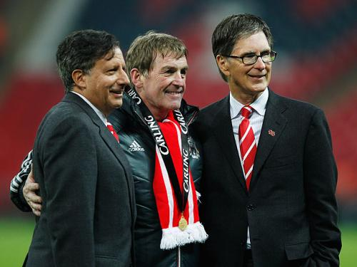 Red Sox Owners Fire Liverpool Manager Kenny Dalglish