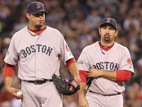 Red Sox Place Beckett, Gonzalez On Waivers