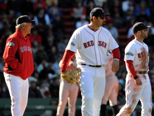 Red Sox Players Need To Grow Up, Deal With Bobby Valentine Like Adults