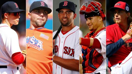5 Red Sox Prospects To Watch In Second Half