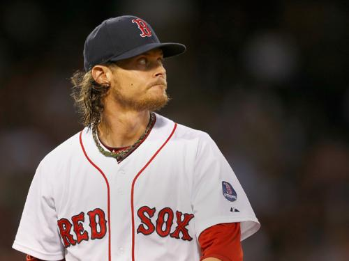 Red Sox Put RHP Buchholz On Disabled List
