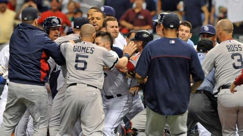 Red Sox, Rays Engage In Twitter Fight After Shift In AL East Standings