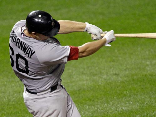 Red Sox Recall Lavarnway, This Time For Good?