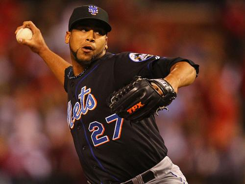 Red Sox Receive Reliever Pedro Beato From Mets To Complete Shoppach Trade
