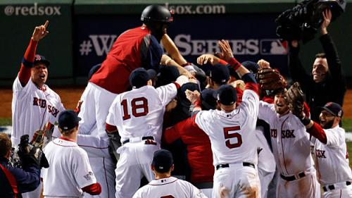 Red Sox 2013 Rewind: Sounds From A Championship Season