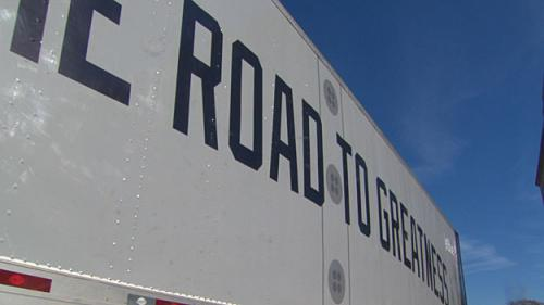 Red Sox Season Unofficially Starts With Truck Day