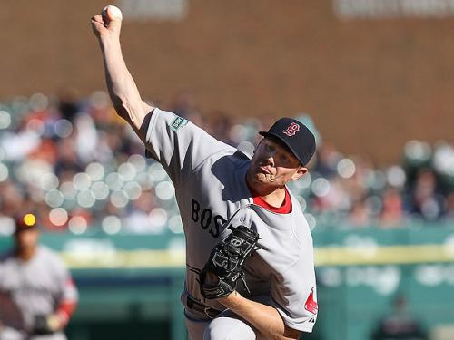 Red Sox Send Reliever Melancon To Pawtucket