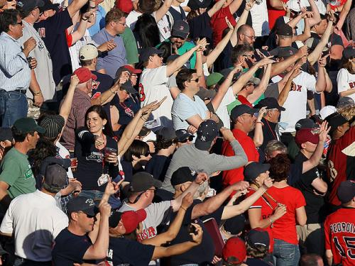 Red Sox Set New Sellout Streak