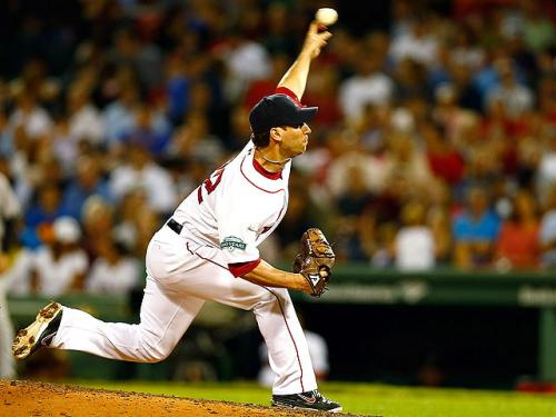 Red Sox Sign Lefty Reliever Breslow To 2-Year Deal