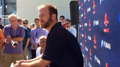 Red Sox Spring Training Blog: Dempster Starts Camp With Surprise