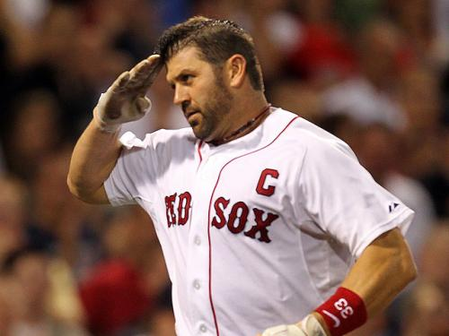 Red Sox To Honor Jason Varitek July 21