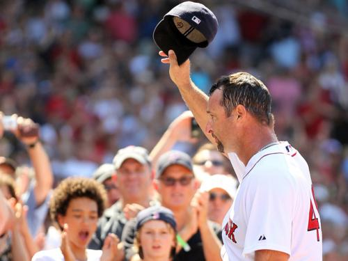 "Red Sox To Honor Tim Wakefield With ""Thanks Wake Day"""