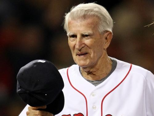 Red Sox To Host Tribute To Johnny Pesky At Fenway Park On Sept. 23