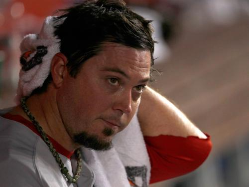 Red Sox To Place Josh Beckett On DL With Shoulder Inflammation