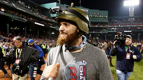 Red Sox To Wear Colorful Stars And Stripes Jackets For Visit To Obama, White House