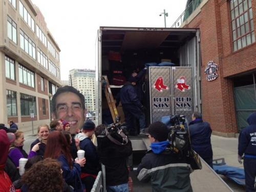 Red Sox Truck Day Almost Here
