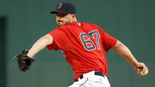 Red Sox' Workman Suspended 6 Games For Throwing At Rays' Longoria