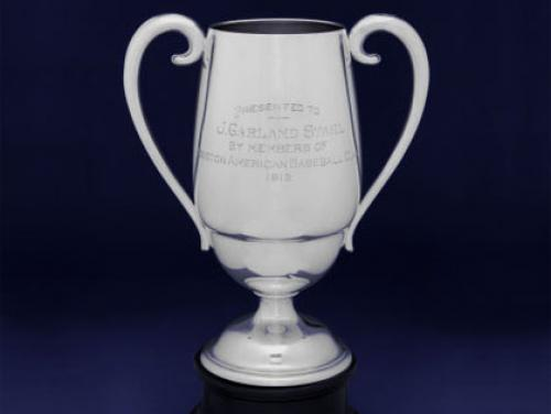 1912 Red Sox World Series Trophy Up For Auction