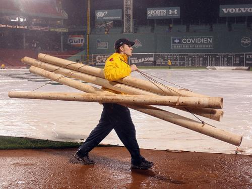 Red Sox-Yankees Rain Out Rescheduled As July Doubleheader