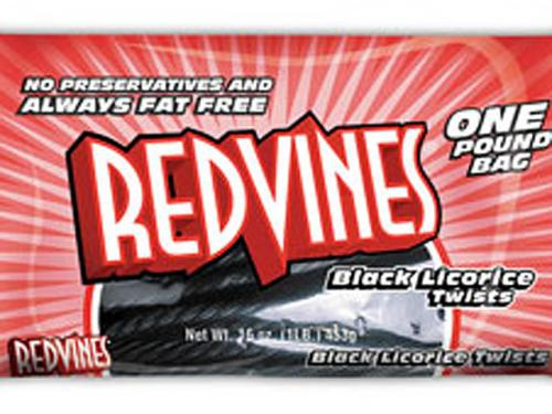 Red Vines Recalls Black Licorice Packages