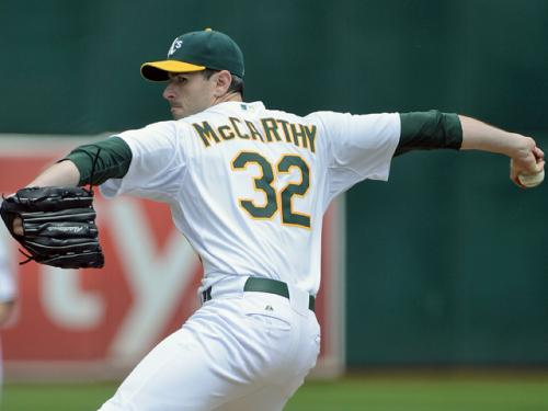 Report: Brandon McCarthy Drawing Interest From Red Sox