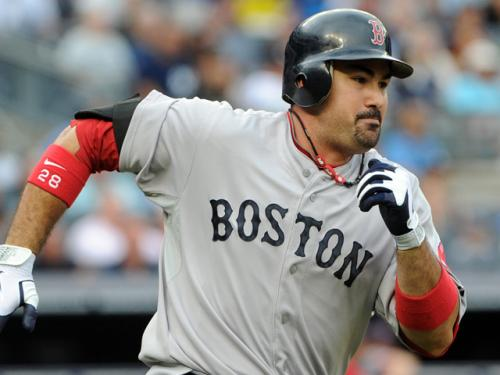 Report: Dodgers Awarded Waiver Claim On Adrian Gonzalez