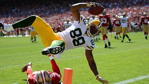 Report: Jermichael Finley Visits With Patriots
