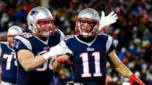 Report: Julian Edelman's Contract For Four Years, Up To $19 Million