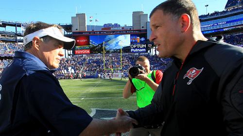 Report: 'Lot Of Buzz' At NFL Combine That Greg Schiano Could Join Patriots Coaching Staff