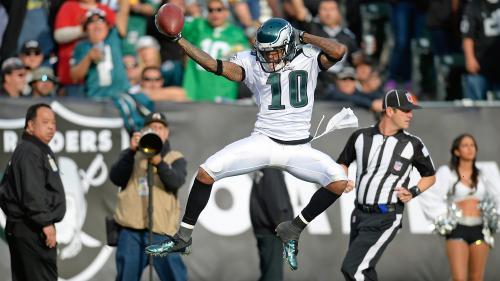 Report: Patriots Called Eagles Regarding DeSean Jackson