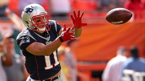 Report: Patriots Talk Contract With Edelman