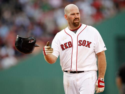Report: Red Sox Actively Shopping Youkilis