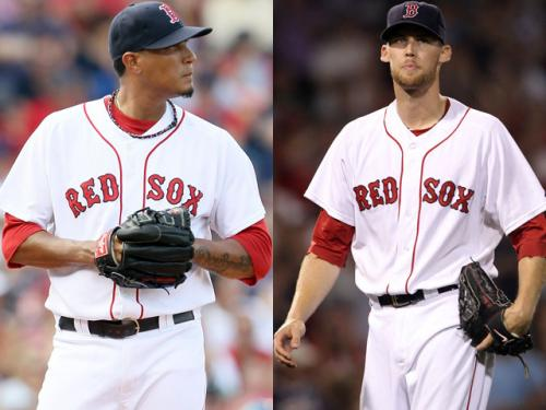 Report: Red Sox Add Bard, Doubront To Starting Rotation