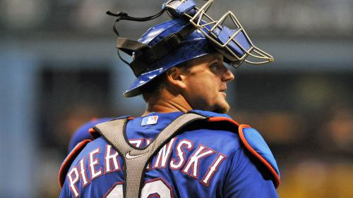 Report: Red Sox Agree To Terms With Catcher A.J. Pierzynski