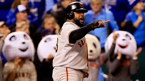 Report: Red Sox 'All In' On Pablo Sandoval