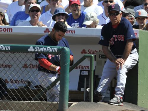 Report: Red Sox Clubhouse 'Toxic,' Filled With Tension, Unhappiness