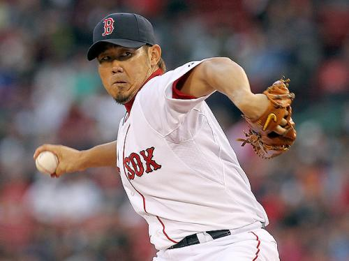 Report: Red Sox Place Matsuzaka On Waivers